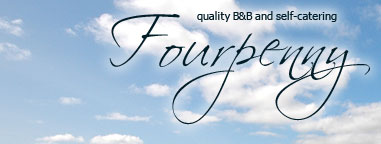 Fourpenny quality B&B and self-catering